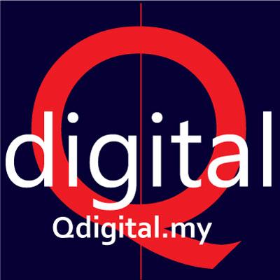 Branding Logo Design 10D Qdigital Digital Marketing Agency