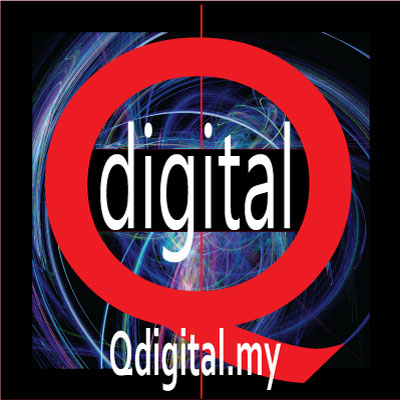 Branding Logo Design 11B Qdigital Digital Marketing Agency