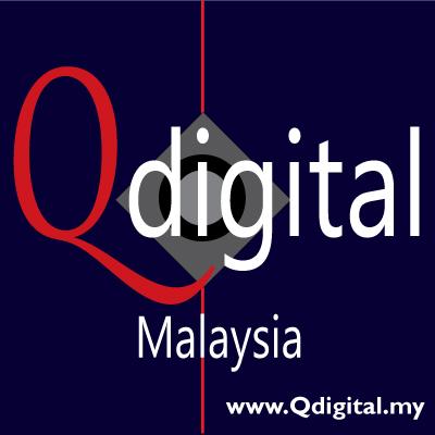 Branding Logo Design 1A Qdigital Digital Marketing Agency