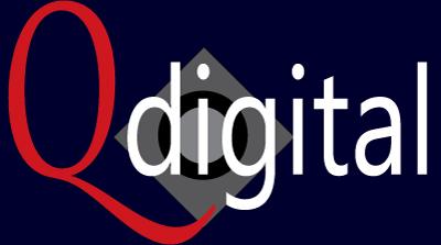 Branding Logo Design 3A Qdigital Digital Marketing Agency