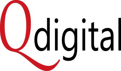 Branding Logo Design 4A Qdigital Digital Marketing Agency