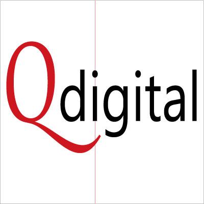 Branding Logo Design 7B Qdigital Digital Marketing Agency