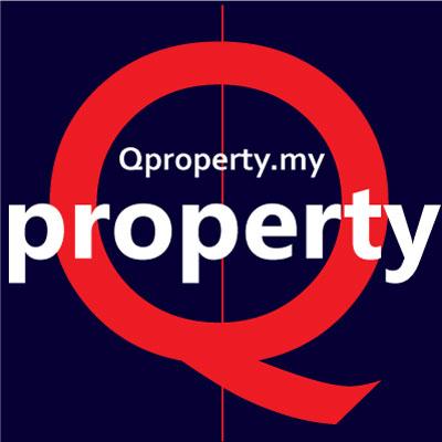 Branding Design Logo 1E Qproperty Real Estate Digital Marketing  400x400px