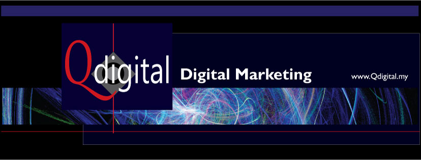 Design of Qdigital Brand Facebook Page Cover 1B 828x315px